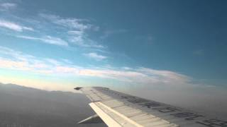China Eastern Airlines MU6875 take off from Kunming Airport