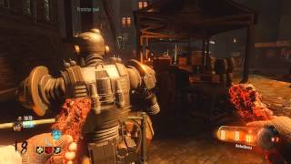 Shadows Of Evil - Protetor Civil Gameplay Pt Br Ps4
