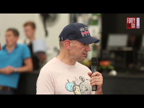 Red Bull Racing's Adrian Newey on F1's new turbo era