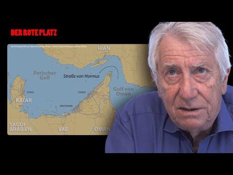 Der Rote Platz #53: Auf der Straße von Hormus in den Krieg?