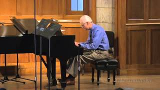 Lecture 10. Sonata-Allegro and Theme and Variations