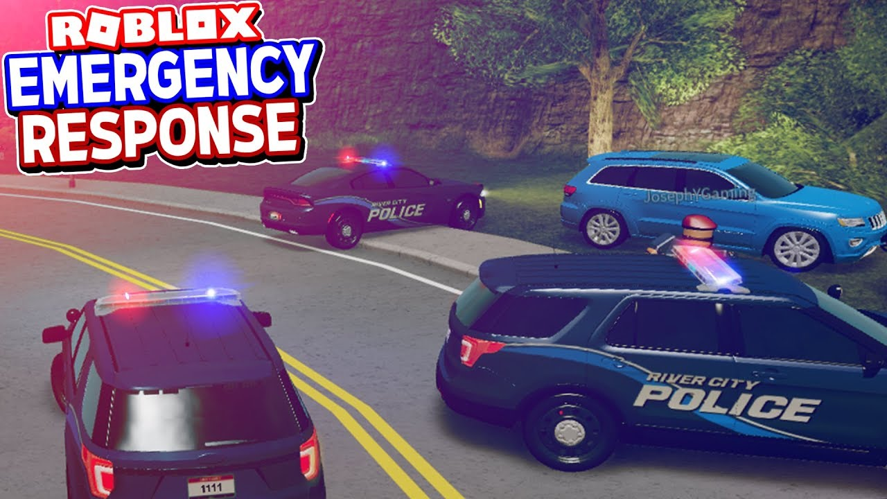JOINING THE EMERGENCY UNIT! | Emergency Response: Liberty County (Roblox  Police Roleplay) EP1