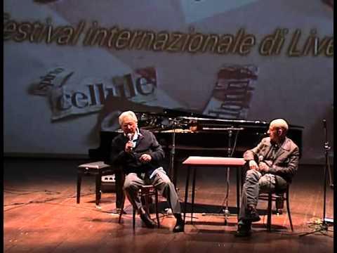Sergio Carlacchiani chiama ed intervista insieme a Lello Voce Enzo Jannacci