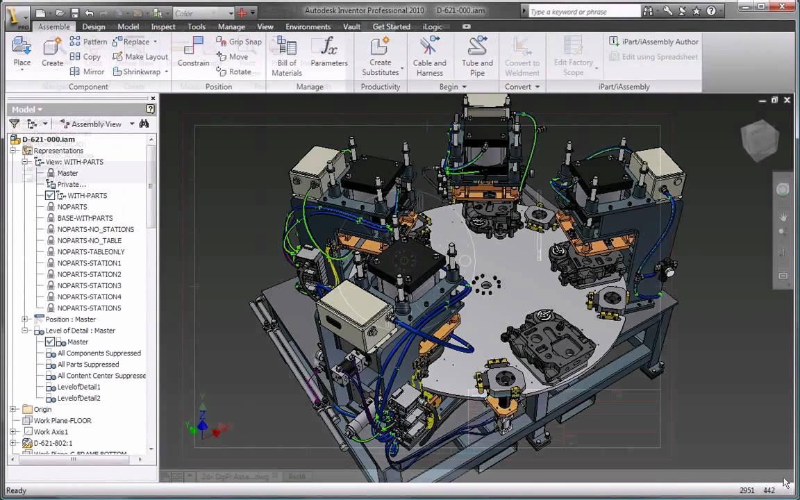 Autodesk Inventor 2010 Free Download With Crack - softnewsoftoz