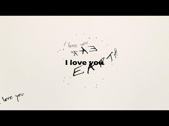 Yoko Ono - I Love You Earth
