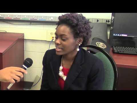 Antionna Fuller - Marlboro County High School Home Coming Queen & Senior Class President