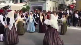 ΠΑΡΑΔΟΣΙΑΚΟΙ ΧΟΡΟΙ ΣΤΗ ΣΑΜΟ 10/11/2019