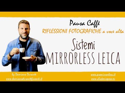 Sistemi Mirrorless LEICA
