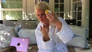 My Monica Potter Home Beauty Routine