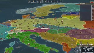 Poland Destroys Germany #1 - Making History 2: War of the World (Poland)