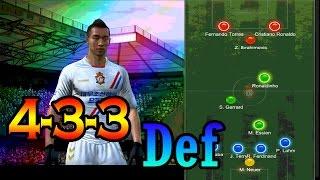 FIFA Online3 - บอลสบายๆสไตล์ 4-3-3 #รับดีมีทอง