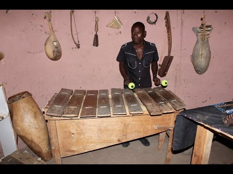 Impromptu Music - Limpopo art/music studio - Thomas Kabayi