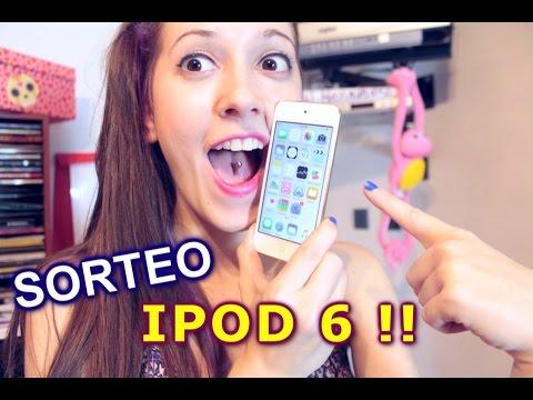 SORTEO IPOD 6 !!! #DaiHernandezSortea