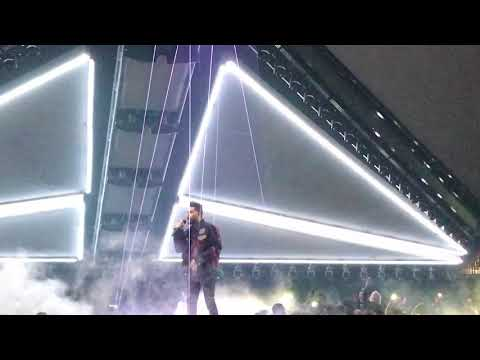 The Weeknd - Starboy [LIVE]