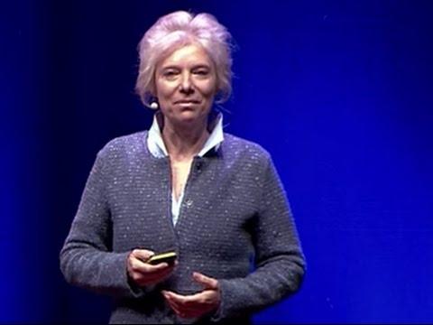 PER CURARE IL CERVELLO PARLIAMOGLI IN FRATTALE   Franca Tecchio   TEDxCNR