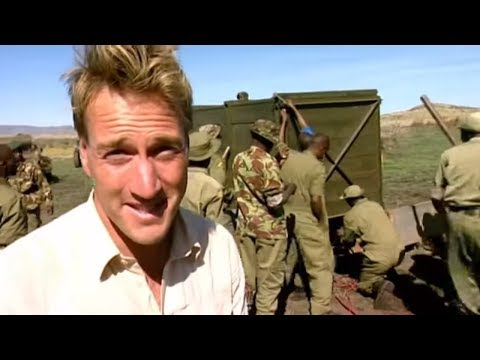 Animal Park - Rhino Tracking in Kenya | Safari Park Documentary | Natural History Channel