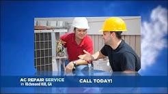 24 Hour Emergency AC Repair Richmond Hill GA.