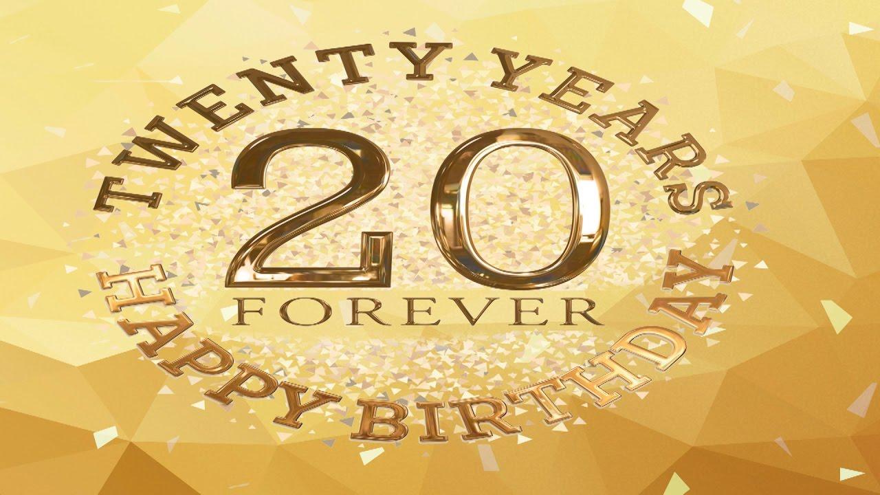 rallys születésnapi köszöntő Forever 20. születésnapi Success Day összefoglaló   YouTube rallys születésnapi köszöntő
