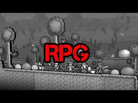Una Temática Diferente | Terraria RPG Cap.1 | Serie En Español 2.0