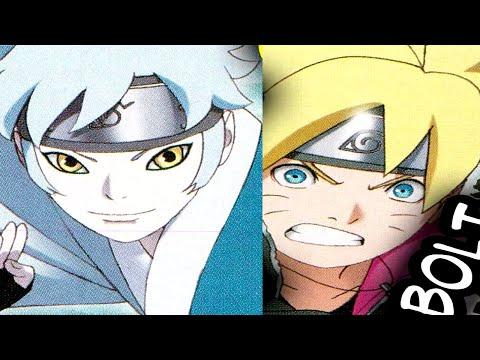 Boruto: Naruto the Movie - Mitsuki New Shinobi Generation SCAN