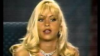 Paulina Rubio en Show Cristina Saralegui - 1994