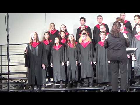 CHS Winter Concert 2019  Chorale  When She Loved Me Toy Story 2