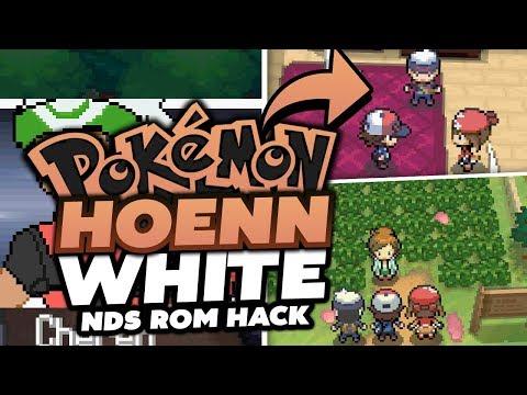 Pokemon hoenn white 2 version u nintendo ds rom