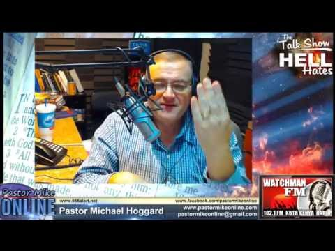 Pastor Mike Online 07-26-16, Transhumanism, Biotechnology And Islamic Terror