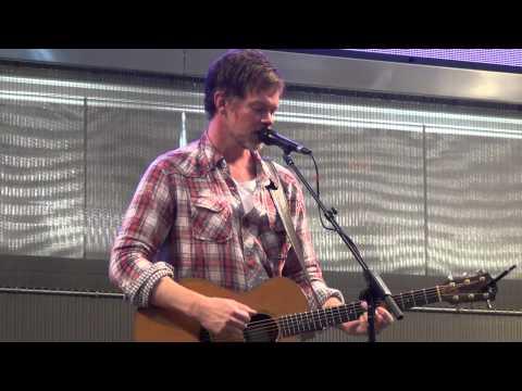 Jason Gray Live At MOA: I Am New (Bloomington, MN- 1/21/13)