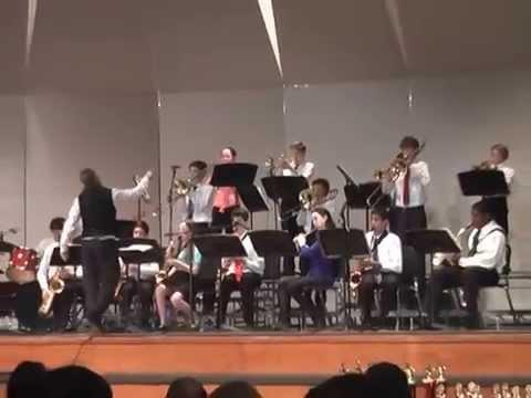 Welsh Valley Middle School-Haverford Jazz Festival-Brazil