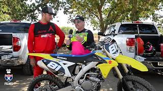 Not much changed with the Suzuki RM-Z250. So we decided to enlist t...
