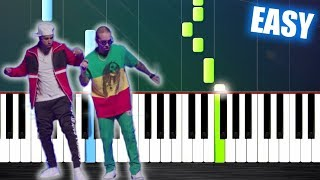 Nicky Jam X J. Balvin X EQUIS - EASY Piano Tutorial by PlutaX.mp3