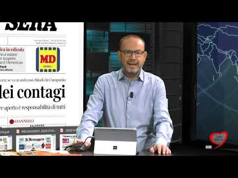I giornali in edicola - la rassegna stampa 10/10/2020