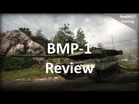 Armored Warfare - BMP-1 Review