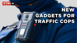 Deputy Minister of Transport Dikeledi Magadzi launched the Easter Road Safety Campaign at the Bapong Traffic Control Centre in the North West on 29 March 2021, where technology was the highlight of the day as traffic officers received drones and body cams as part of their new equipment.  #ArriveAlive #Easter #RoadSafety