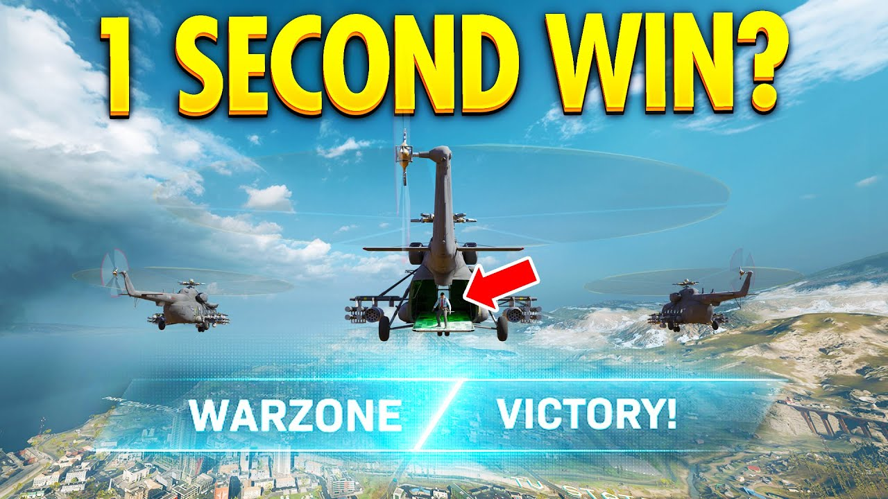*NEW* Warzone WTF & Funny Moments #501