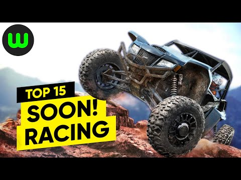 15 Upcoming Racing
