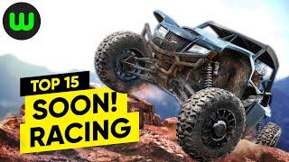 15 Upcoming Racing Games of 2019-2020