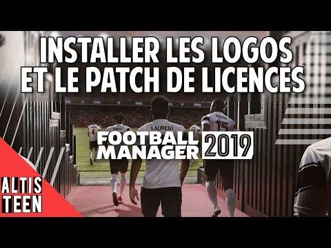 FM 19 ► TUTO : Installer Les Logos Et Le Patch De Licences