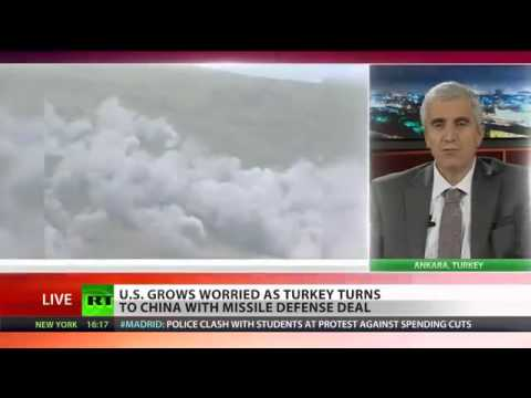 WW3 PROPHECY -  Turkey & China agree HISTORIC deal to EXCHANGE cash for MISSILE WEAPONS