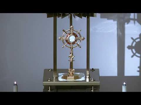 Live Adoration from Tyburn Convent