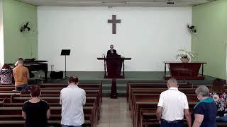 IPUS   Culto Matutino   17/01/2021   A misericordiosa fidelidade de Deus