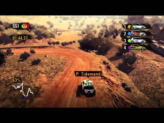 WRC Powerslide Gameplay Impressions (HD)