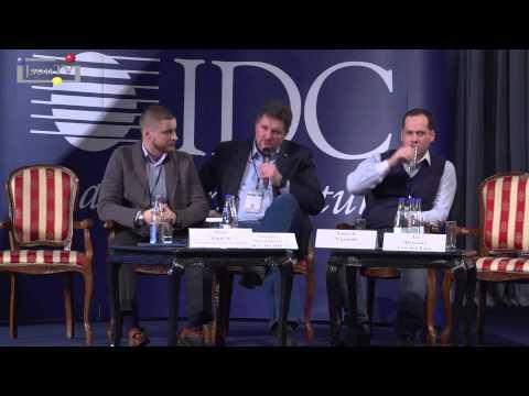 IDC Security Road Show 2015. Панельная дискуссия по ИБ - Json News