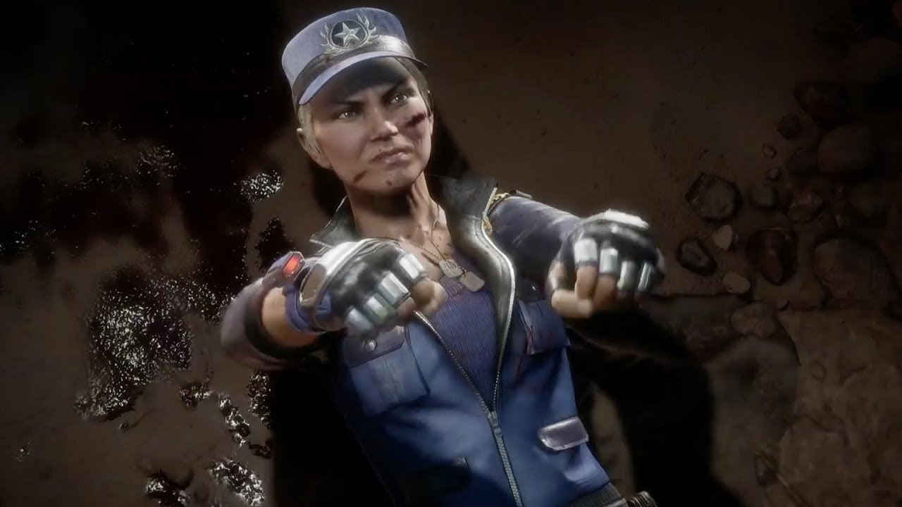 Mortal Kombat 11: Sonya Blade Official Trailer (Voiced by Ronda Rousey) -  YouTube