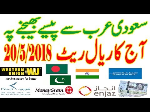 Saudi Arabia | Today Riyal Rate | Quick Pay | Tele Money | Al Rajhi | Enjaz | Fawri || MJH Studio