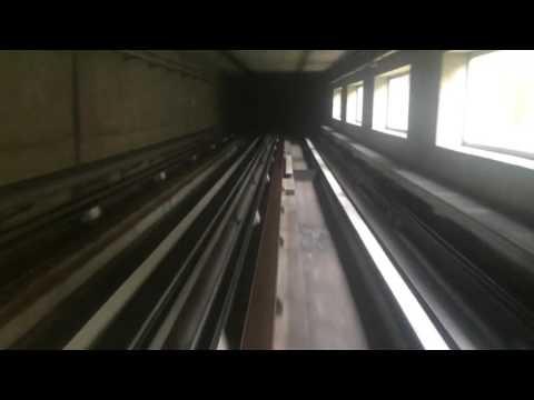Parcours complet - Ligne a - Métro Rennes (VAL208) La Poterie - J.F Kennedy [PREMIÈRE PARTIE]
