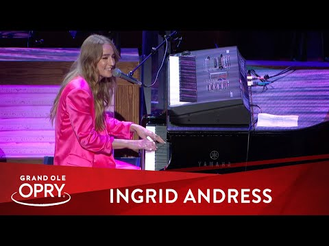 Tess Connell - I Really Like Ingrid Andress, Check Out Her Opry Debut