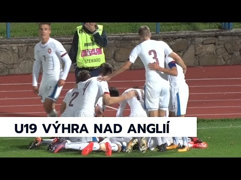 U19 porazila Anglii 1:0