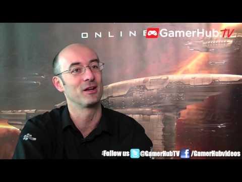 EVE Online Producer Jon Lander Details New Expansion Odyssey - Gamerhubtv